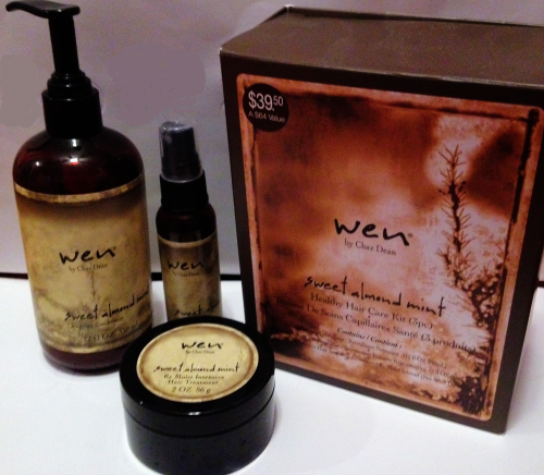 Wen Healthy Hair Kit. Photo copyright Hush Beauty 2012.